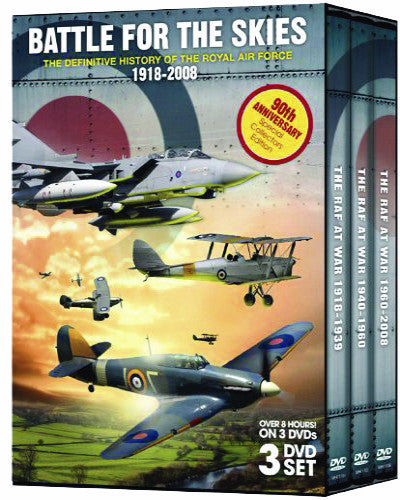 Battle for the Skies - The Royal Air Force, 1918 - 2008