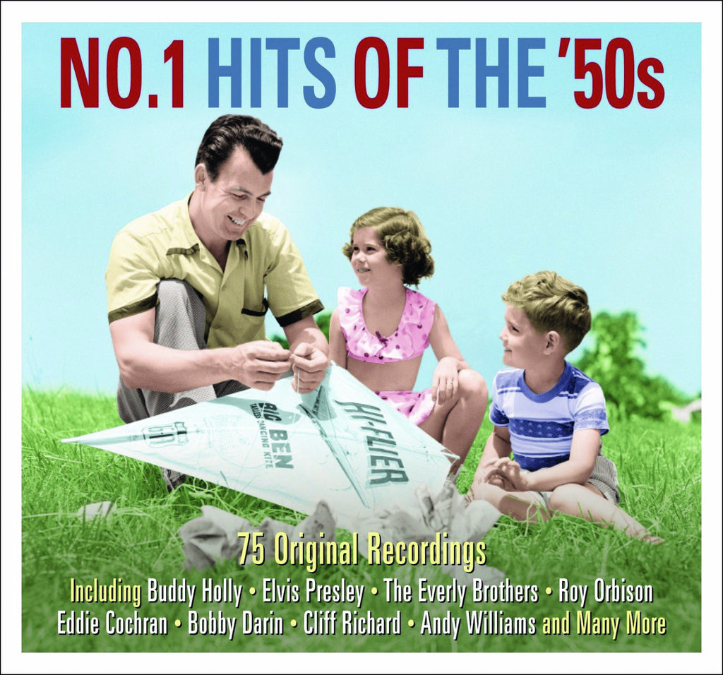 No. 1 Hits of the '50s