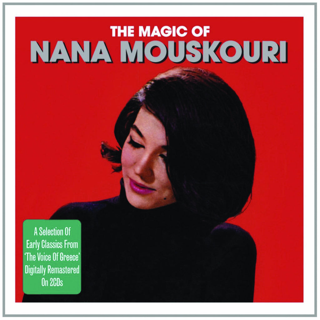 The Magic of Nana Mouskouri