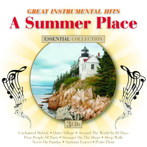A Summer Place: Great Instrumental Hits