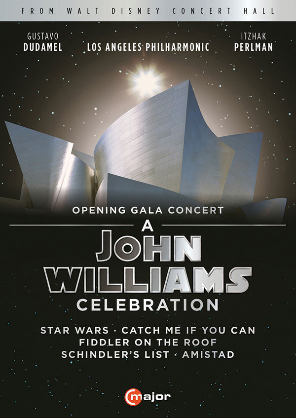 John Williams Celebration (BluRay)