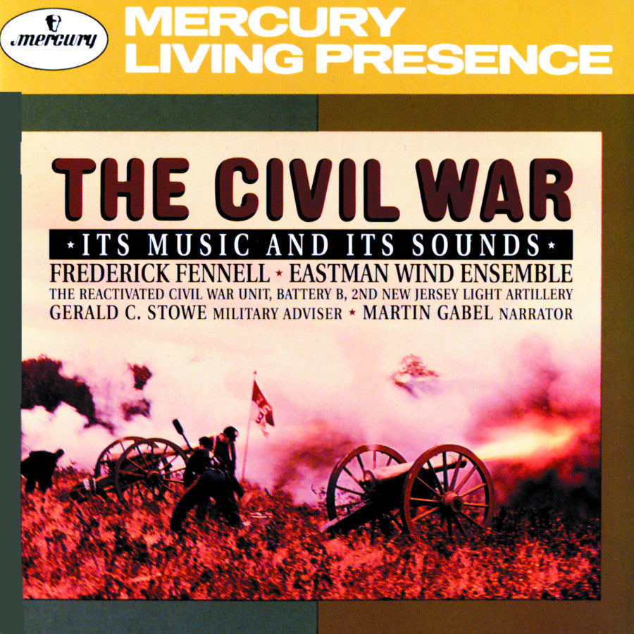The Civil War: Its Music and Sounds