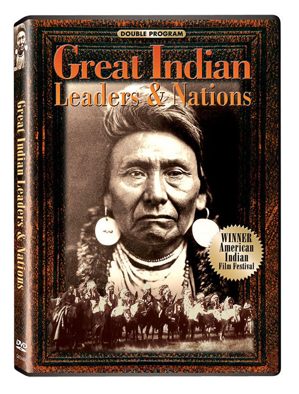 Great Indian Leaders and Nations DVD