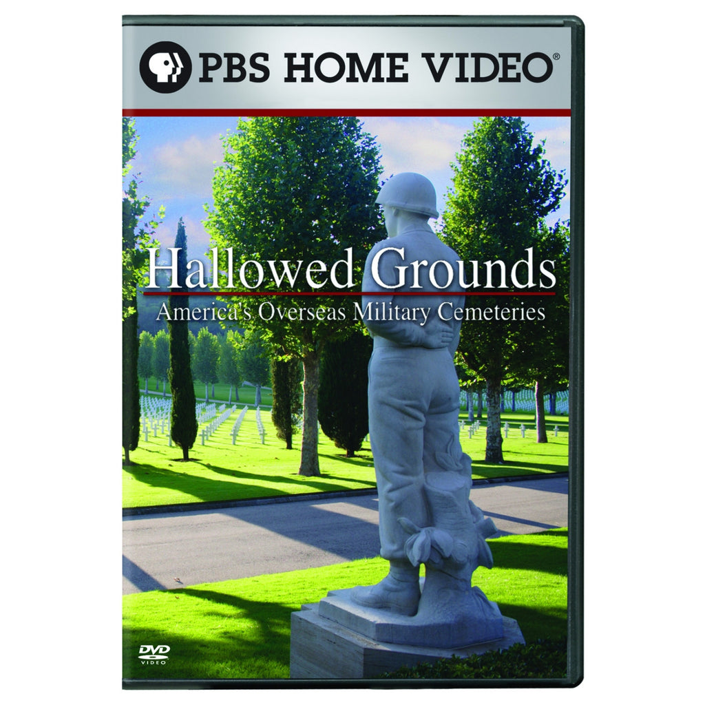 Hallowed Grounds: America's Overseas Military Cemeteries DVD