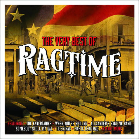 The Very Best of Ragtime