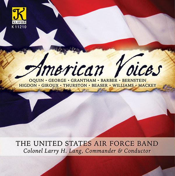USAF Band: American Voices