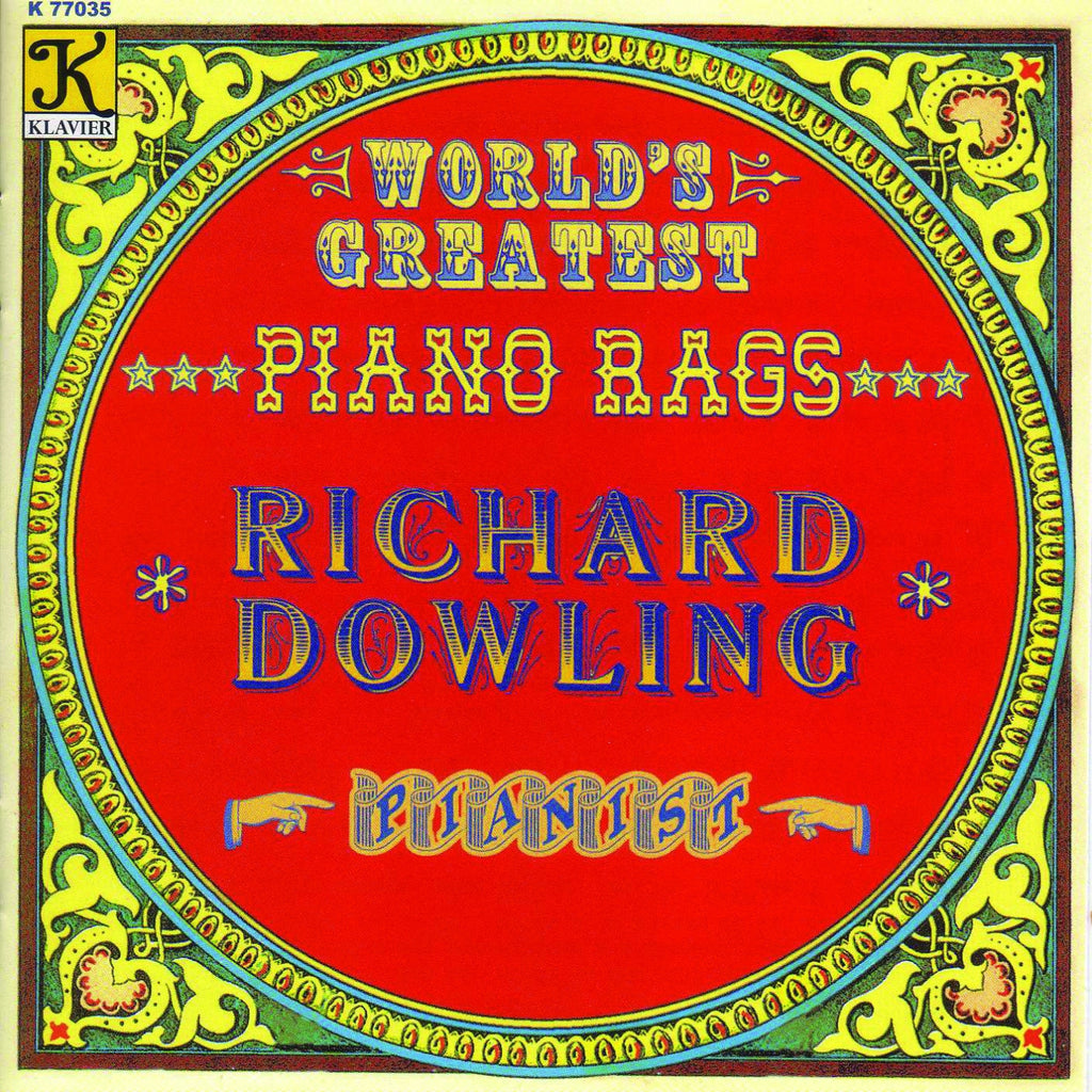 The World's Greatest Piano Rags