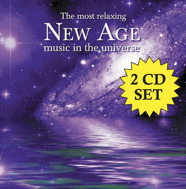 Most Relaxing New Age Music Album in the Universe 2-CD Set