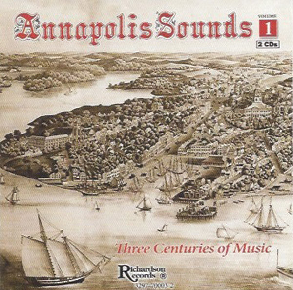 Annapolis Sounds, Vol. 1 - 2CD Set
