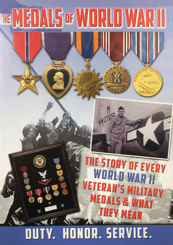 The Medals of World War II DVD