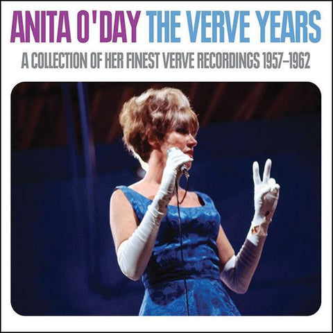 Anita O'Day: The Verve Years 1957-1962  3-CD Set