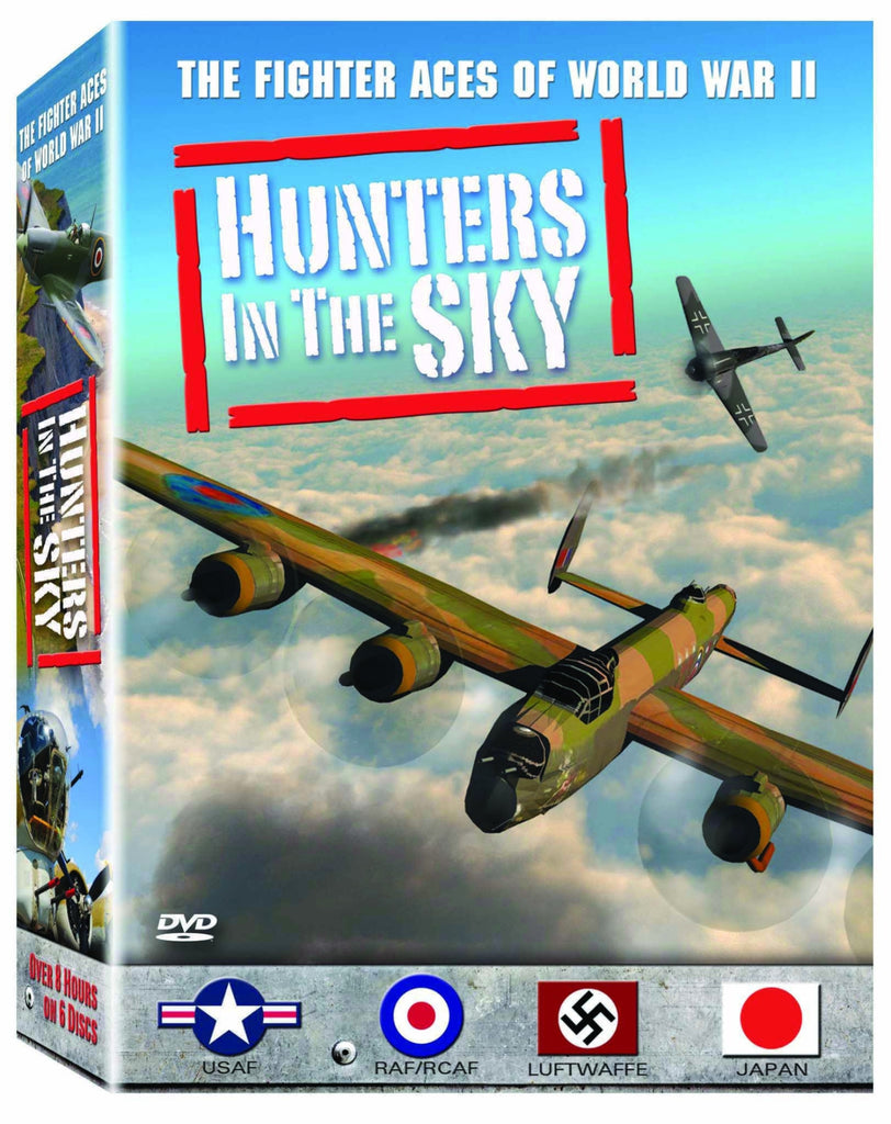 Hunters in the Sky: The Fighter Aces of World War II