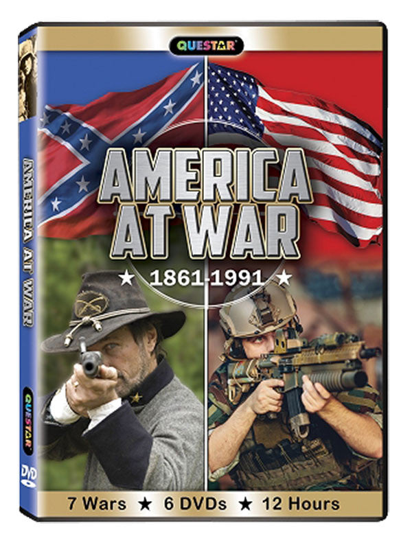 Amercia at War: 1861-1991 6-DVD Set