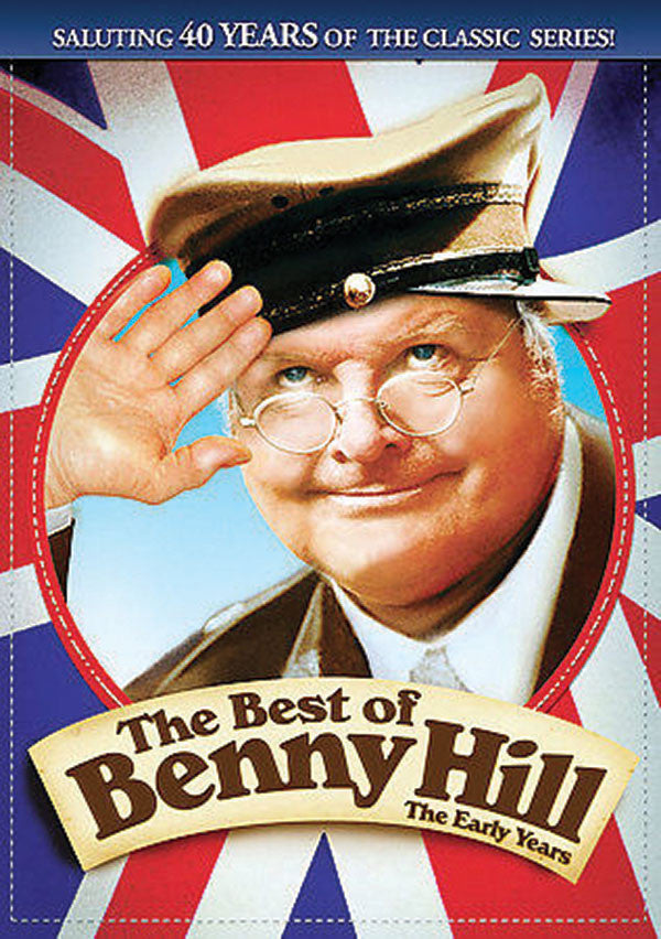 Benny Hill: Greatest Hits DVD
