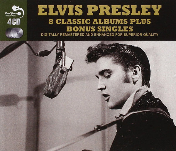 Elvis Presley: Eight Classic Albums 4-CD Set