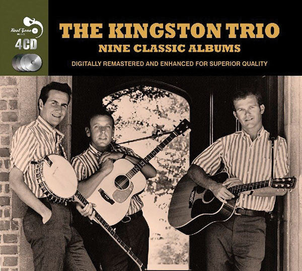 Kingston Trio: Nine Classic Albums 4-CD Set