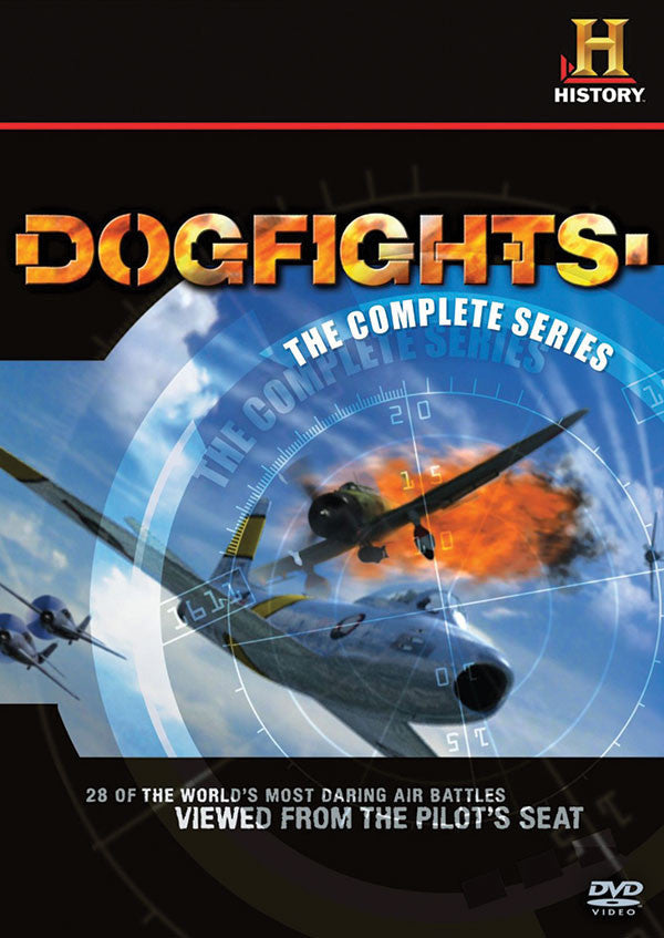 Dogfights: Mega Set, The Complete Series 10-DVD Set