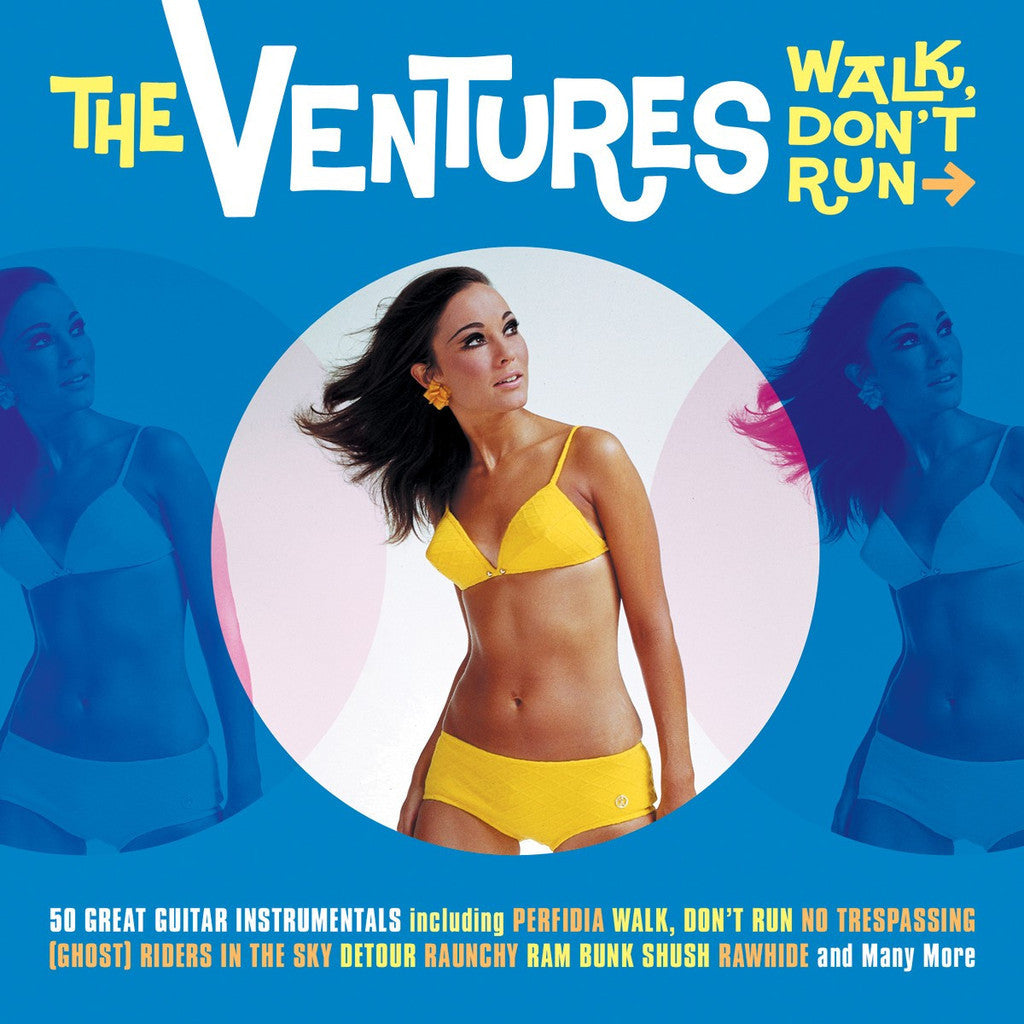 Ventures: Walk, Don't Run 2-CD Set