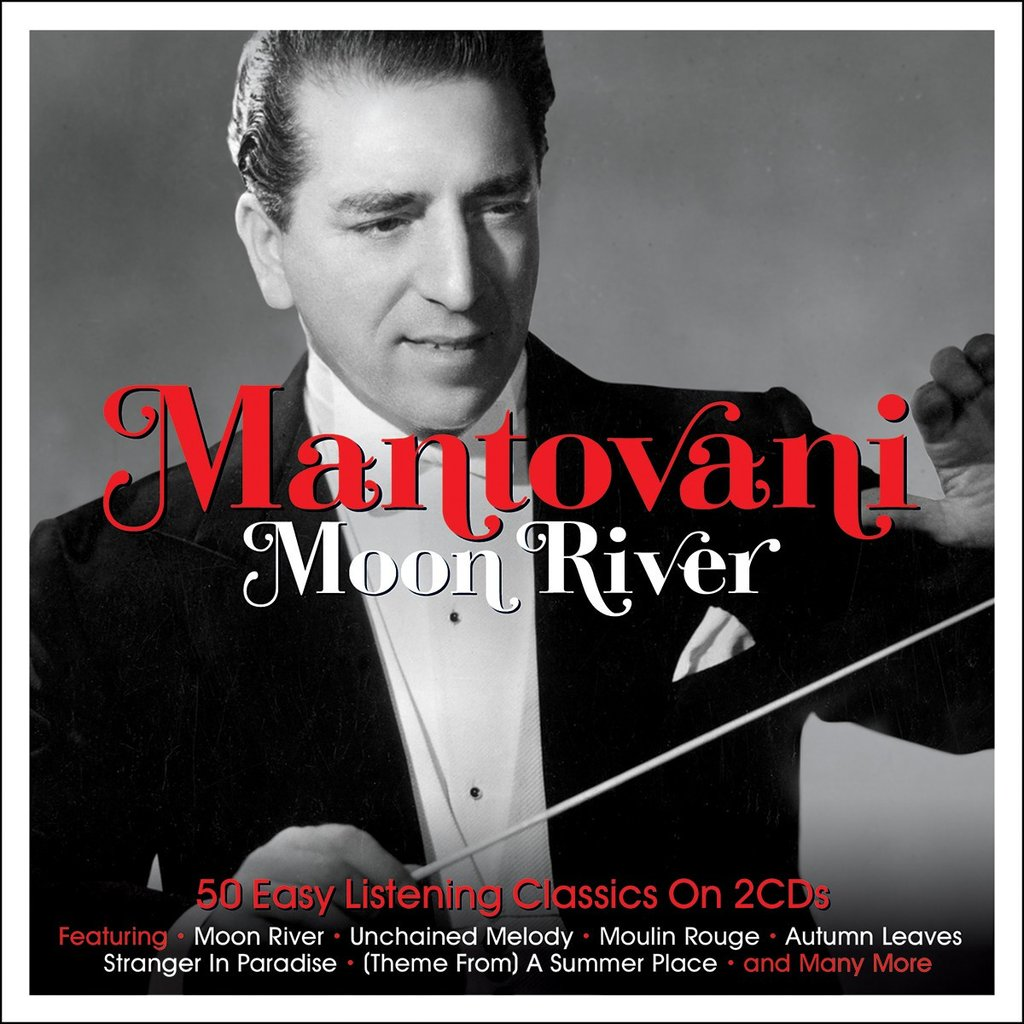 Mantovani: Moon River 2-CD Set