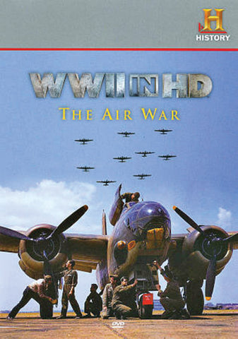 WWII in HD: The Air War DVD