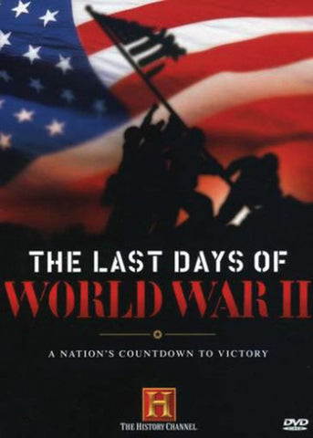 The Last Days of WWII DVD
