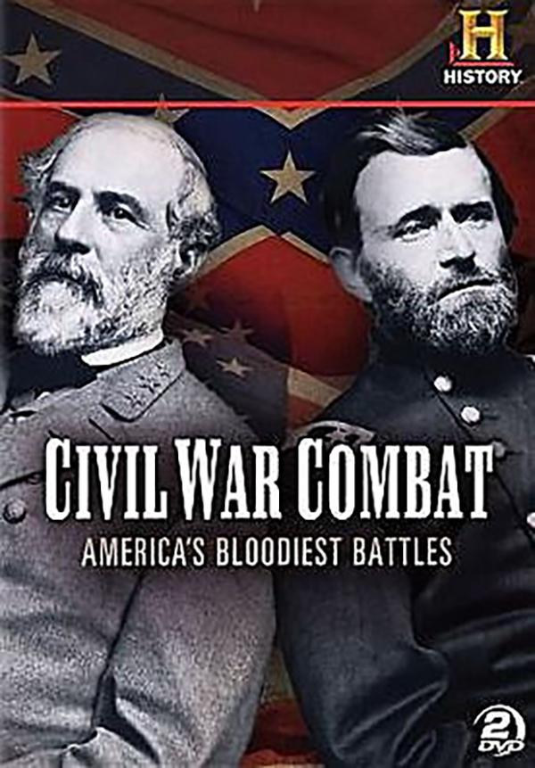 Civil War Combat DVD