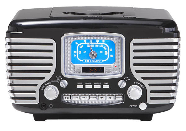 Corsair CD Player (Black)