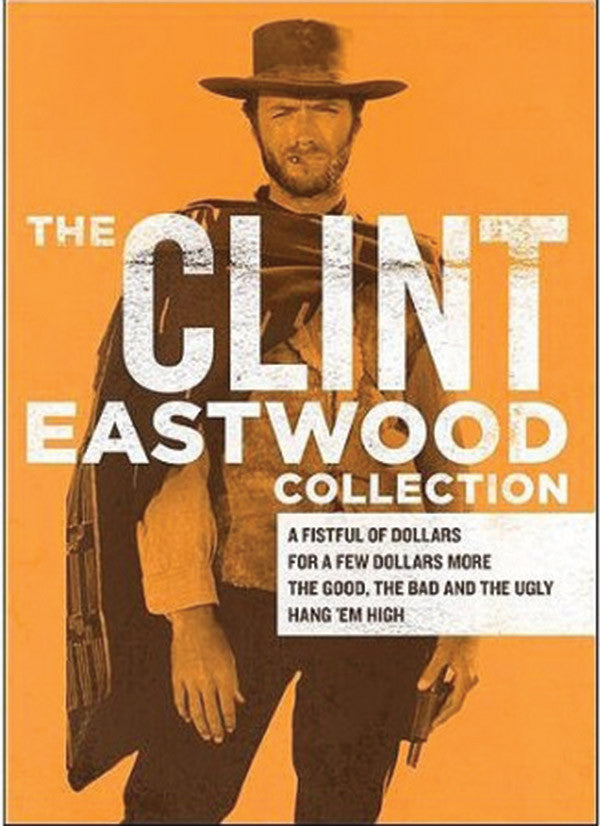 The Clint Eastwood Collection 4DVD