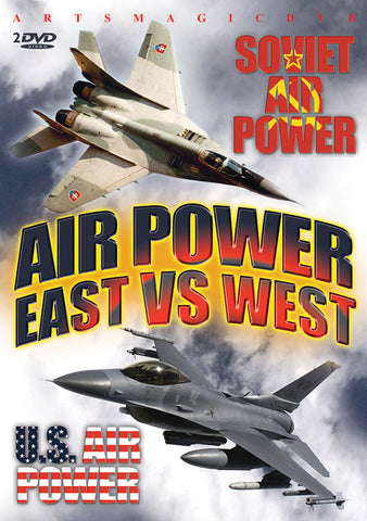 Air Power: East vs West 2DVD