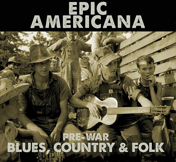 Epic Americana 3-CD Set