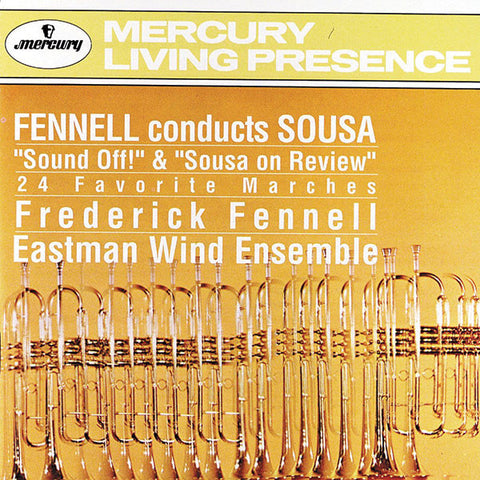 Fennell conducts Sousa: 24 Favorite Marches