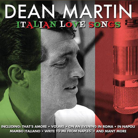 Dean Martin: Italian Love Songs 2-CD Set