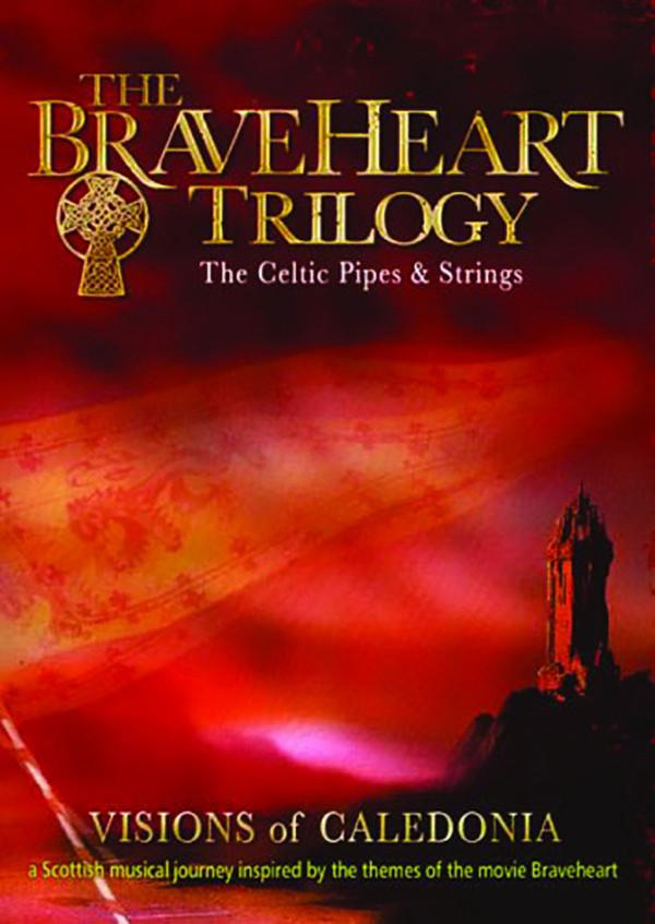 The Braveheart Trilogy DVD