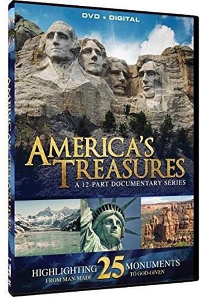 America's Treasures 2-DVD Set