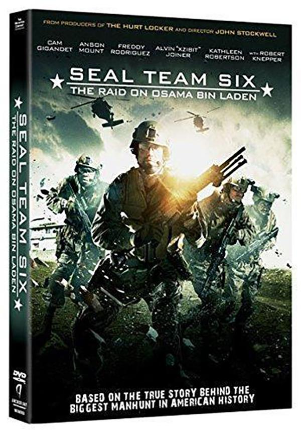 Seal Team Six: The Raid on Osama Bin Laden DVD