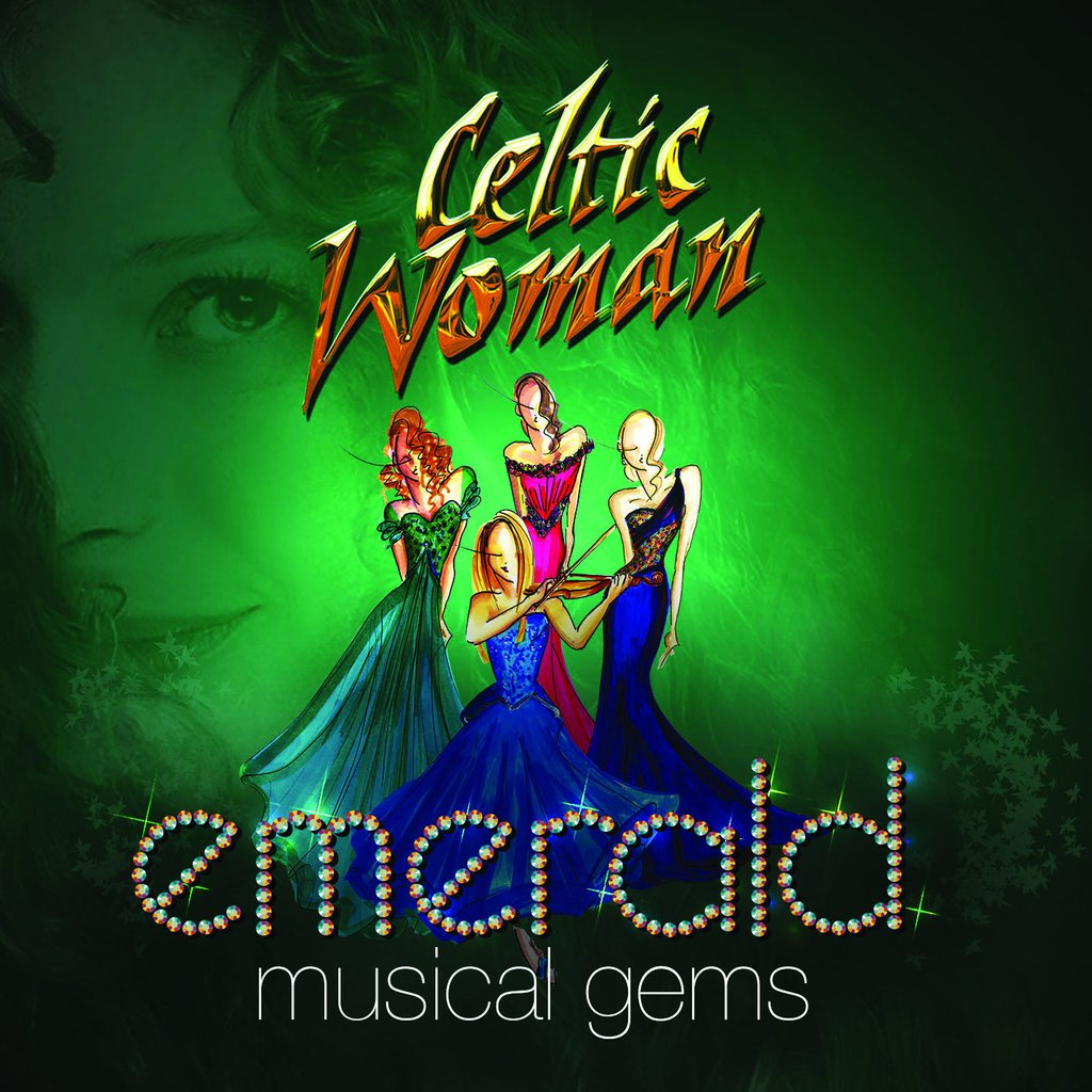 Celtic Woman: Emerald DVD
