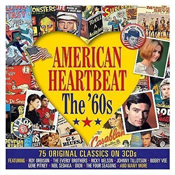 American Heartbeat: The 60's - 3-CD Set