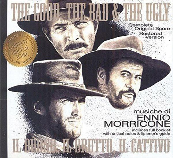 Ennio Morricone - The Good, The Bad & The Ugly 2-CD Set