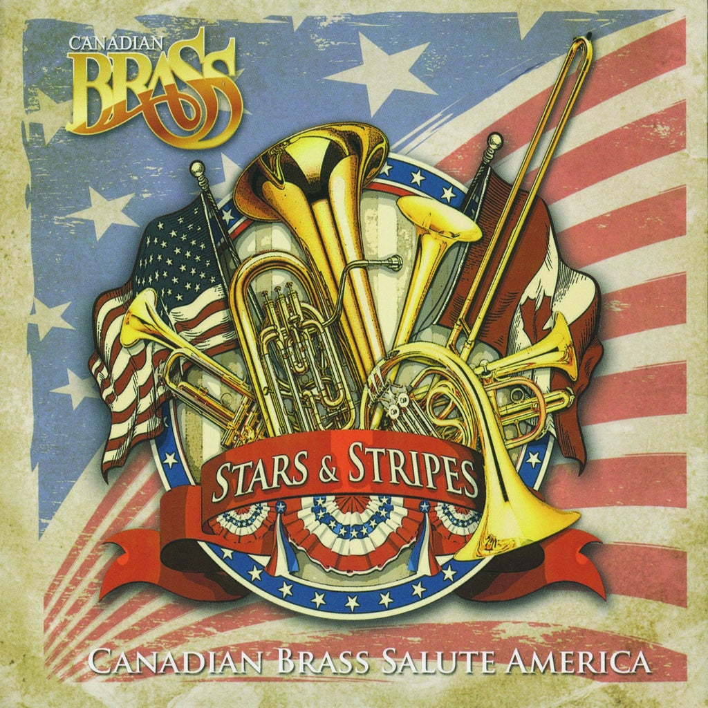 Canadian Brass: Stars and Stripes
