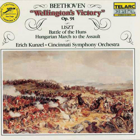 "Beethoven ""Wellington's Victory"""