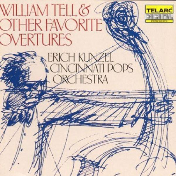 Kunzel: William Tell and other Favorite Overtures
