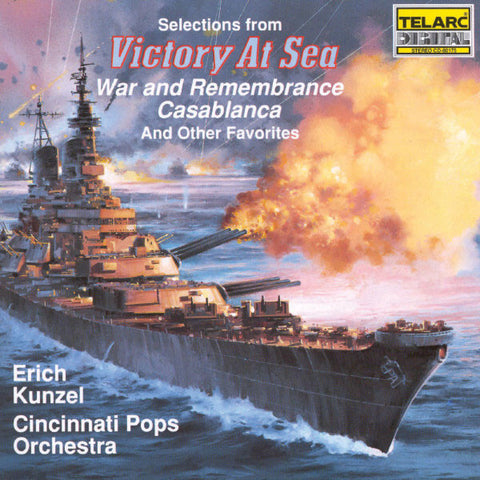 Kunzel & Cincinnati Pops: Victory at Sea