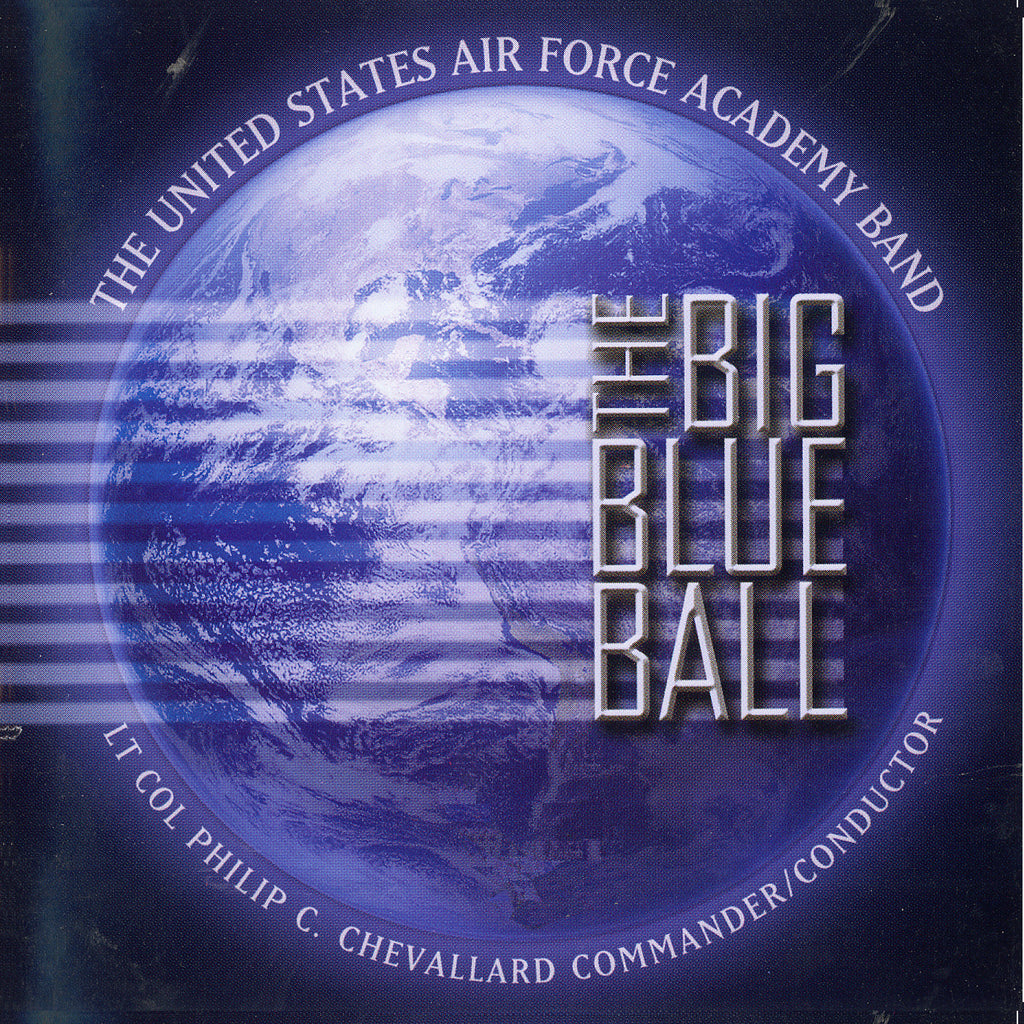 The Big Blue Ball