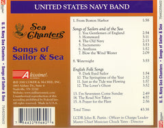 Songs of Sailor & Sea