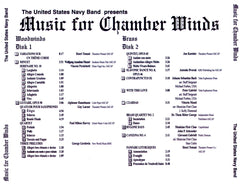 Music for Chamber Winds