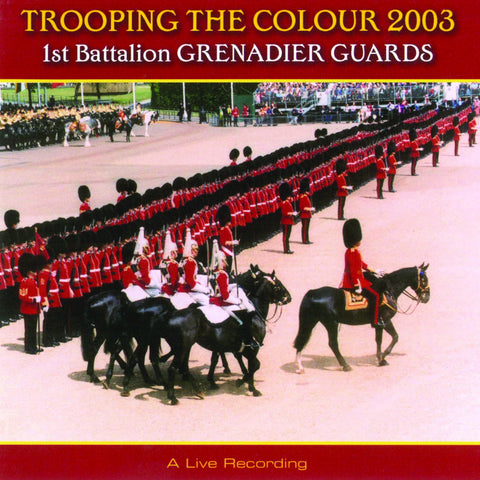 Trooping the Colour 2003