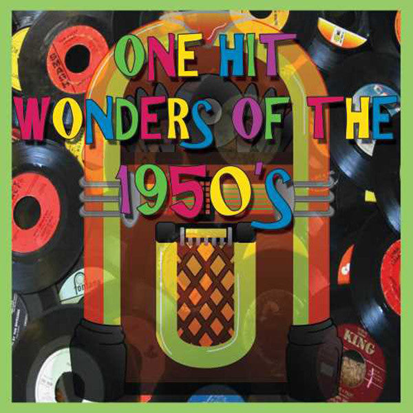One Hit Wonders of the 1950's 3-CD Set