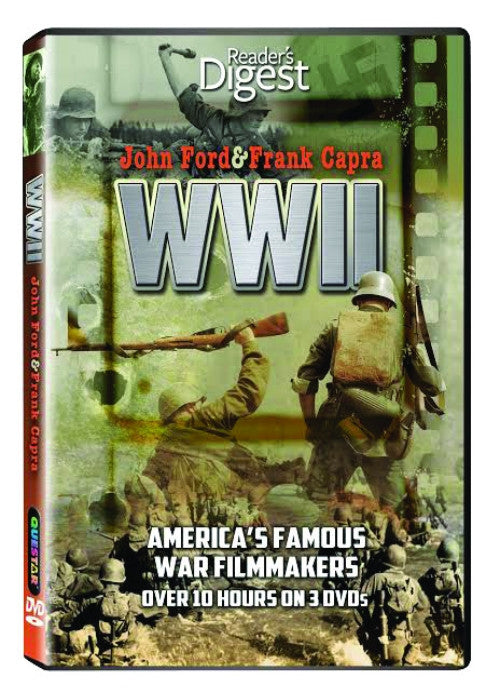 World War II on Film 3-DVD Set