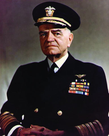"Admiral William ""Bull"" Halsey: Naval Warrior"
