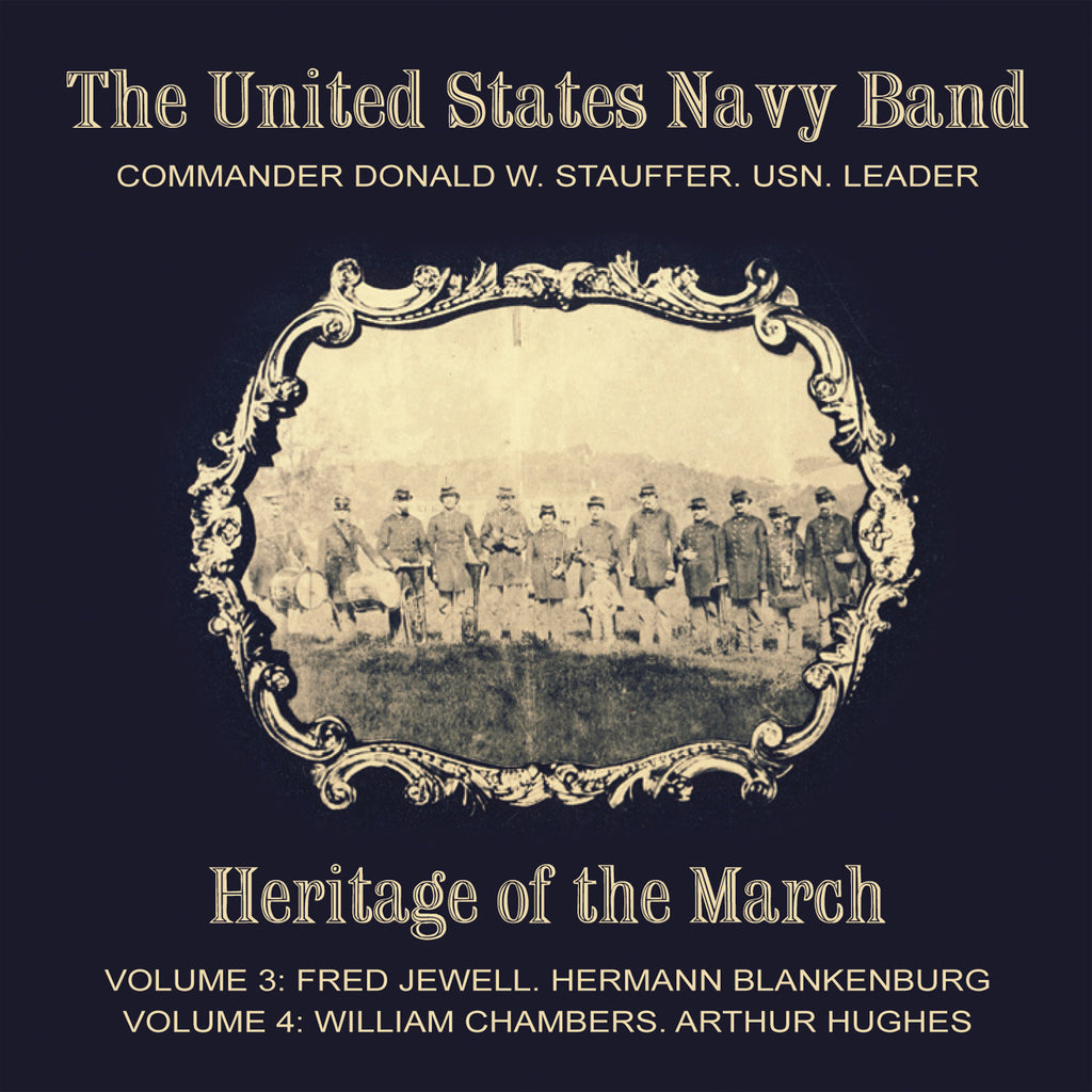 Heritage of the March: Volumes 3 - 4